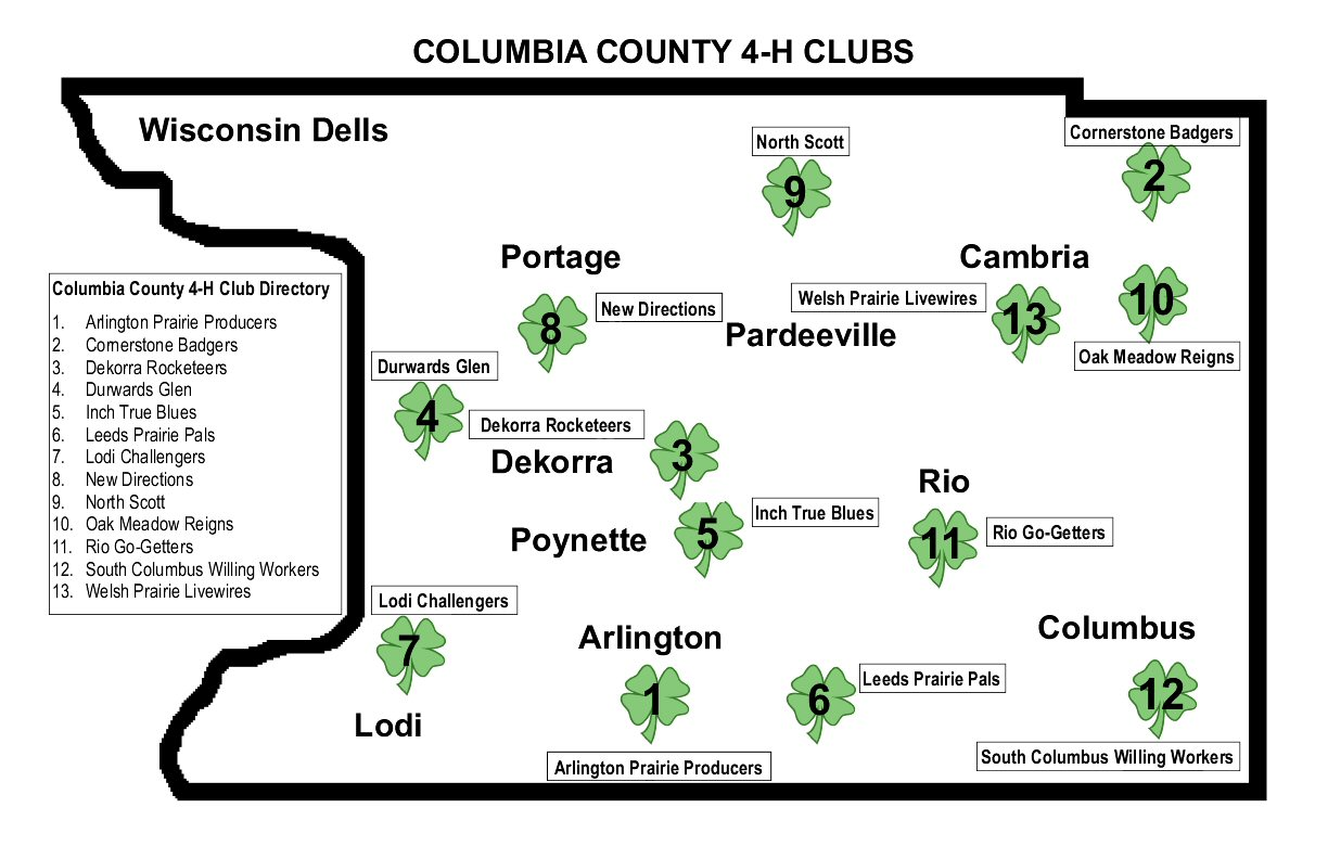 Meeting Place Map