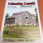 2015 Columbia County Plat Book Front Page Photo