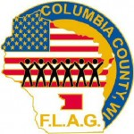 Columbia County FLAG Logo